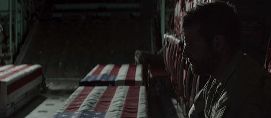 American Sniper coffins