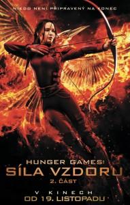 Hunger Games - plakát