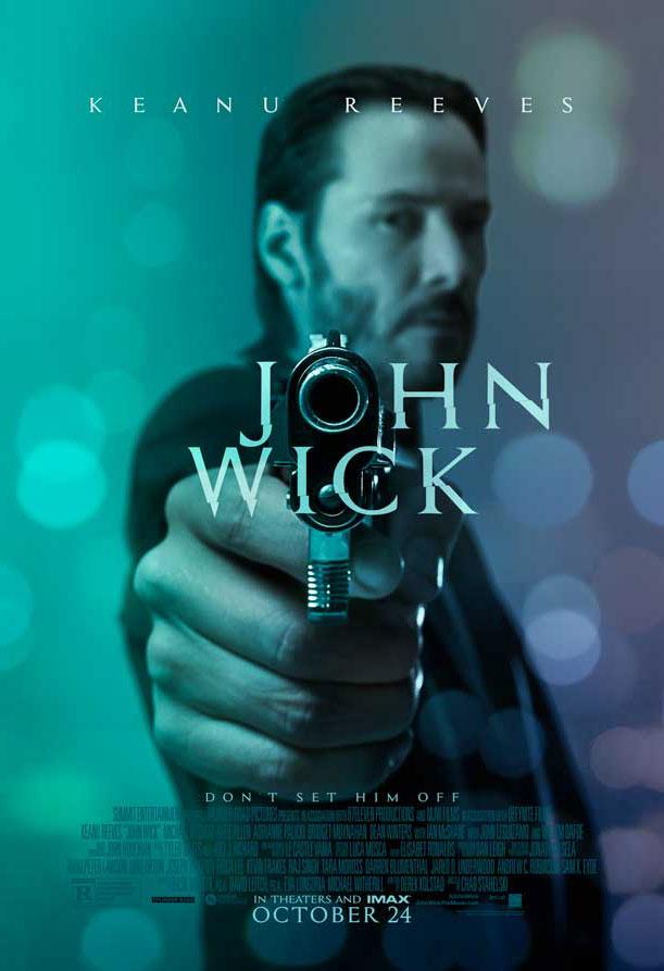 John Wick - plakát