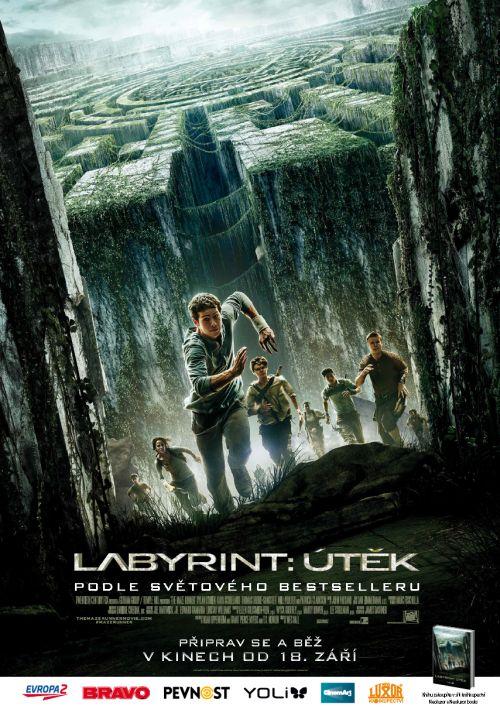 Labyrint: Útěk - plakát