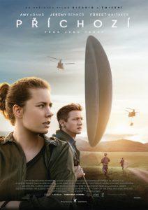 Příchozí filmový plakát