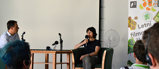 Angela Schanelec na Lekci filmu