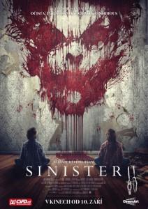 Sinister 2 plakát