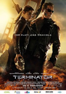 Terminator Genisys - plakát