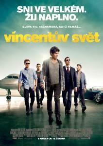Vincentův svět - plakát