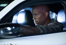 TYRESE GIBSON is Roman in Fast Five