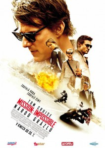 Mission: Impossible – plakát