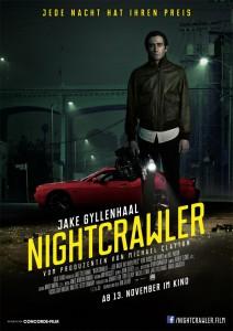 nightcrawler plakat