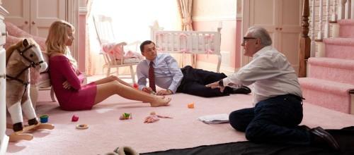DiCaprio zavyje jako Vlk z Wall Street
