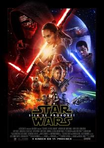 Star Wars: Síla se probouzí - plakát