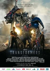 Transformers 4 - plakát